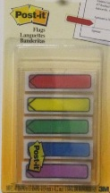 Post It Flags 5 Pk 684 Arr1