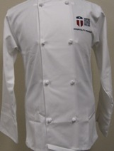 Chef's Coat W/ Embroidery