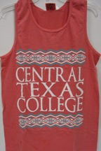 Spun Cotton Tribal Tank