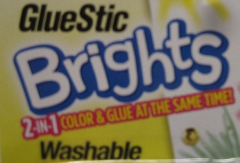 Glue Stic Brights 4 Pk (SKU 105495821028)