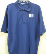 Ems Shirt Mens Blue