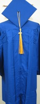 "Cap & Gown Set 4'9""-4'11"""