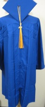 "Cap & Gown Set 6'0""-6'2"""