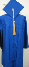 Cap & Gown Set X2