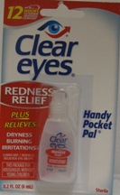 Eye Drops Clear Eyes