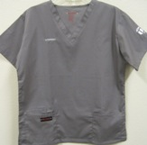 Scrub Set Nursing V-Neck (SKU 105625291023)